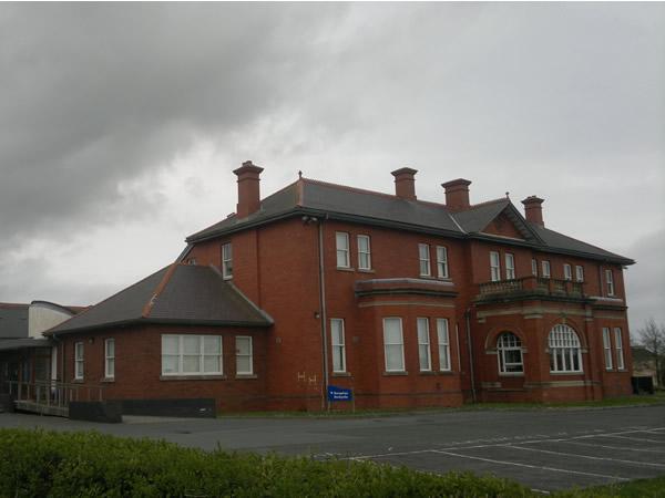 Llanion Barracks