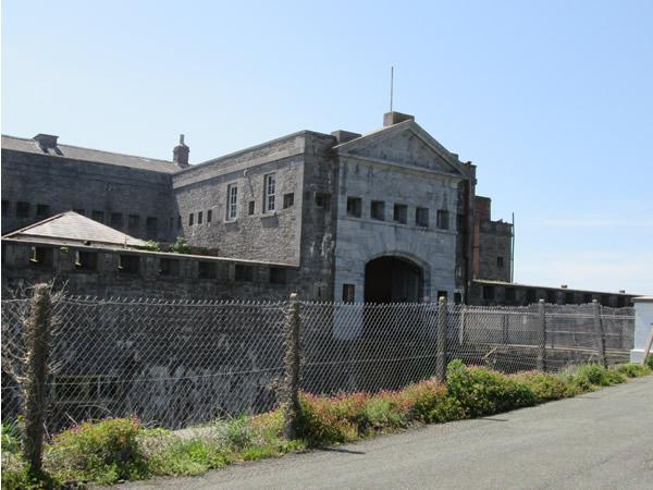 Defensible Barracks