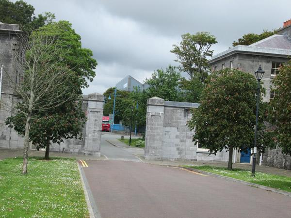 Dockyard Gates