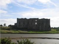 September: Carew Castle