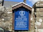 All Saints, Walton West