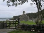 St Brynach, Cwm yr Eglwys