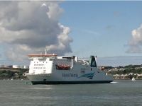 1988: Ferry to Rosslare